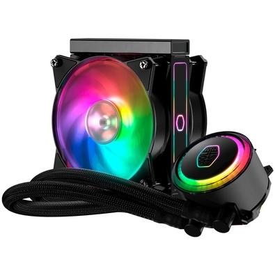 Water Cooler Cooler Master Masterliquid ML120RS, 120mm, RGB - MLX-S12M-A20PC-R1