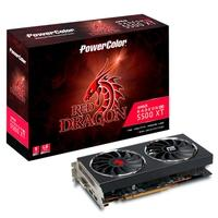 Placa de Vídeo PowerColor Red Dragon AMD Radeon RX 5500 XT, 8GB, GDDR6 - 8GBD6-DHR/OC 1A1-G00323900G