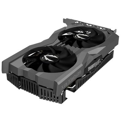 Placa de Vídeo Zotac Gaming NVIDIA GeForce RTX 2060, 6GB, GDDR6 - ZT-T20600H-10M