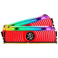Memória XPG Spectrix D80, RGB, 32GB (2x16GB), 3000MHz, DDR4, CL16, Vermelho - AX4U3000316G16A-DR80