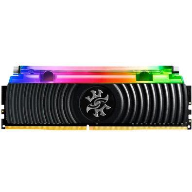 Memória XPG Spectrix D80, RGB, 8GB, 3200MHz, DDR4, CL16 - AX4U320038G16-SB80