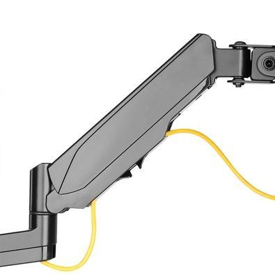 Suporte para Monitor de Parede PCYes, 17´ a 32´, Altura Ajustável  - PLMSM01A (31582)