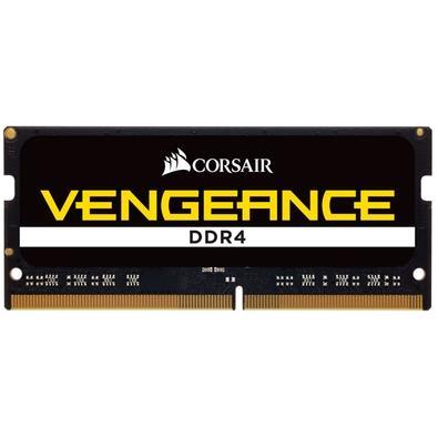 Memória Corsair Vengeance Para Notebook 32GB 2400Mhz DDR4 C16 - CMSX32GX4M1A2400C16