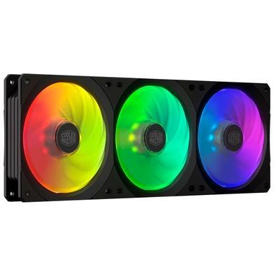 Cooler FAN Cooler Master Masterfan SF360R ARGB, 360mm - MFX-B2D3-18NPA-R1