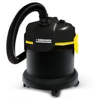 Aspirador de Pó e Líquidos Karcher A2003, 1300W, 110V, Preto/Amarelo - 16291180
