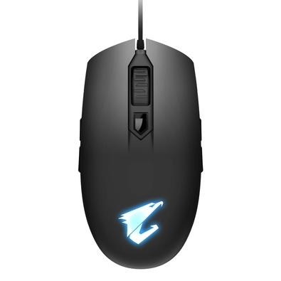 Mouse Gamer Aorus M2, RGB, 8 Botões, 6200DPI - GM-AORUS M2