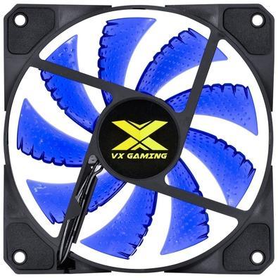Cooler FAN Vinik VX Gaming, 120mm, LED Azul - VLUMI15B