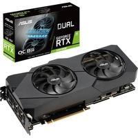 Placa de Vídeo Asus NVIDIA Dual GeForce RTX 2080 Super EVO V2 OC, 8GB, GDDR6 - DUAL-RTX2080S-O8G-EVO-V2