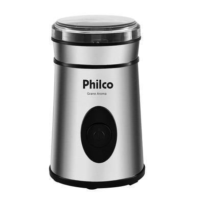 Moedor de Café Philco Grano Aroma, 110V, Inox - 53901060