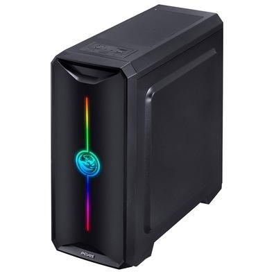 Computador Gamer Skul 5000 Intel Core i5 9400F, 8GB, HD 1TB, GTX 1050TI 4GB, Linux - 33282