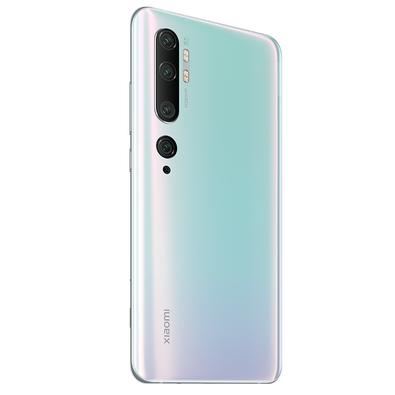 Smartphone Xiaomi Mi Note 10, 128GB, 108MP, Tela 6.7´, Branco Glacier White + Capa Protetora - CX290BRA