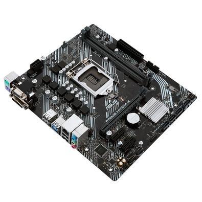 Placa-Mãe Asus Prime H410M-K, Intel LGA 1200, mATX, DDR4