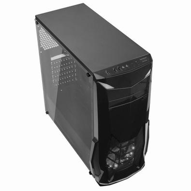 Computador Gamer Brazil PC Intel Core i7-8700, 8GB, SSD 240GB, Linux - 45667