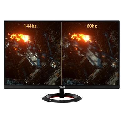 Monitor Gamer LED Asus TUF Gaming 27´, Full HD, IPS, HDMI/DisplayPort, FreeSync, 144Hz, 1ms - VG279Q1R