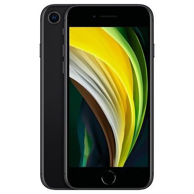 iPhone SE Preto, 128GB - MXD02