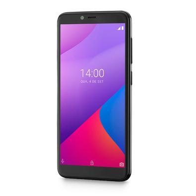 Smartphone Multilaser G Max, 32GB, 5MP, Tela 6´, Preto + Capa e Película - P9107