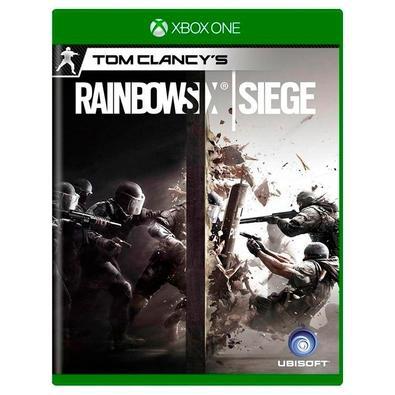 Jogo Tom Clancy's Rainbow Six Siege - Xbox One - Ubisoft