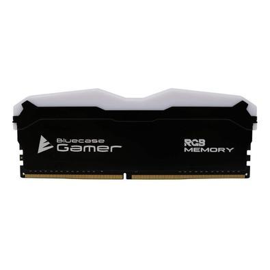 Memória Bluecase RGB, 8GB, 2666MHz, DDR4, CL16 - BMGLR4D26M12VM16/8G