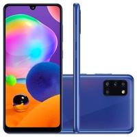 Smartphone Samsung Galaxy A31, 128GB, 48MP, Tela 6.4´, Azul - SM-A315GZBKZTO