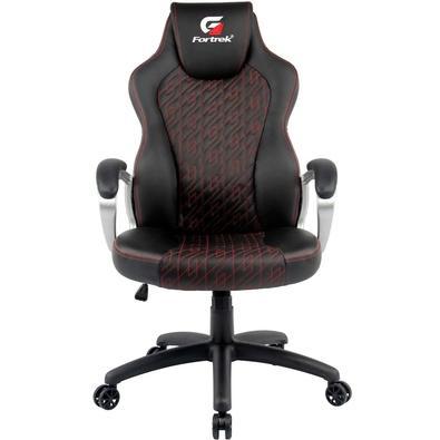 Cadeira Gamer Fortrek Blackfire Black/Red - 70506