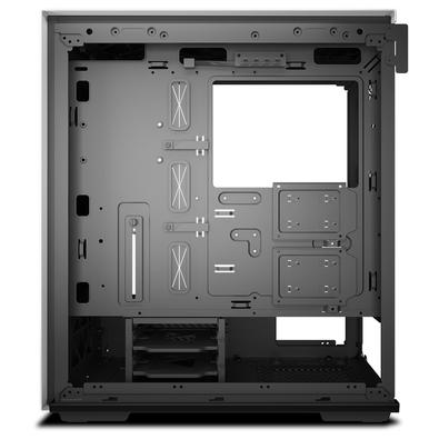 Gabinete Gamer DeepCool Macube 310 WH, Mid Tower, Lateral em Vidro, Branco - MACUBE310 WH BR