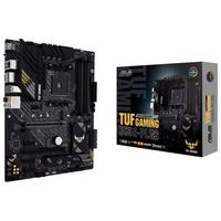 Placa-Mãe Asus TUF Gaming B550-Plus, AMD AM4, ATX, DDR4