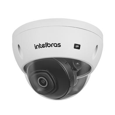 Câmera Dome Intelbras VIP 3240 D IA, IR 40m, Lente 3.6mm, Inteligência de Vídeo - 4564204
