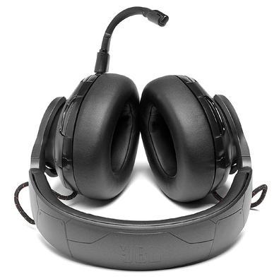 Headset Gamer JBL Quantum One, RGB, Drivers 50mm - JBLQUANTUMONEBLK