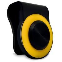 Controle Mobile Husky Gaming, Preto e Amarelo, Analogico, Antiderrapante, Ajustável - HGMJ002