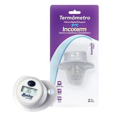 Chupeta Baby Confort Incoterm com Termômetro Digital - 29844
