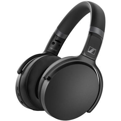 Fone de Ouvido Bluetooth Sennheiser HD 450BT, Case, Preto - 508386