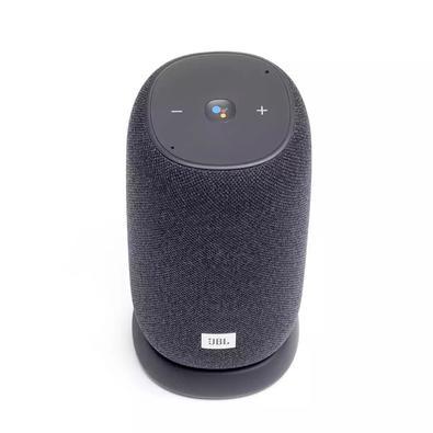 Caixa de Som Portátil JBL LinkPortable, Ativada por Voz, Wi-Fi, Bluetooth, 20W RMS, Google Assistente, Cinza - JBLLINKPORGRY