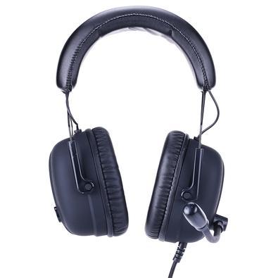 Headset Gamer Husky Tactical, 7.1 Som Surround, Drivers 2x 30mm + 2x 40mm, Black - HS-TTC-BL