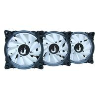 Kit Cooler FAN Rise Mode Wave, 3x120mm, RGB - RM-WA-02-RGB
