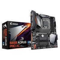 Placa-Mãe Gigabyte B460 Aorus Pro AC, Intel LGA1200, ATX, DDR4