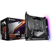 Placa-Mãe Gigabyte B550I Aorus Pro AX, AMD AM4, Mini-ITX, DDR4
