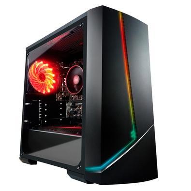Desktop G-fire Gamer Htg-r708 I5-2400 3.10ghz 8gb 120gb Intel Hd Graphics Linux Sem Monitor