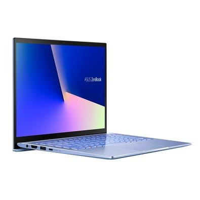 Notebook Asus ZenBook Intel Core i7-10510U, 8GB, SSD 256GB, Windows 10 Home, 14´, Azul Claro Metálico - UX431FA-AN203T
