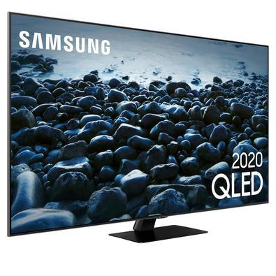 Smart TV QLED 65´ UHD 4K Samsung, 4 HDMI, 2 USB, Wi-Fi, Bluetooth, HDR - QN65Q80TAGXZD
