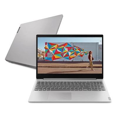 Notebook Lenovo Ideapad S145 Intel Core i5-8265U, 8GB, SSD 256GB, NVIDIA MX110 2GB, Windows 10, 15.6´, Prata - 81S9000RBR
