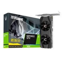 Placa de Vídeo Zotac Gaming NVIDIA GeForce GTX 1650 Low Profile, 4GB, GDDR5 - ZT-T16500H-10L