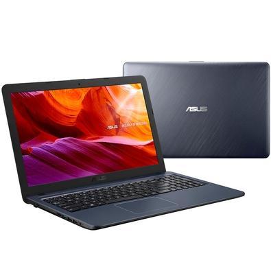 Notebook - Asus X543ua-go3047 I3-6100u 2.30ghz 4gb 1tb Padrão Intel Hd Graphics 520 Endless os X543 15,6
