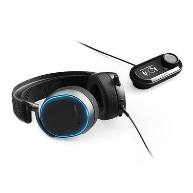 Headset Gamer Steelseries Arctis Pro, RGB, 7.1 Som Surround, Drivers 40mm + GameDAC Hi-Res - 61453
