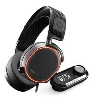 Headset Gamer Steelseries Arctis Pro, RGB, 7.1 Som Surround, Drivers 40mm + GameDAC Hi-Res - 61453