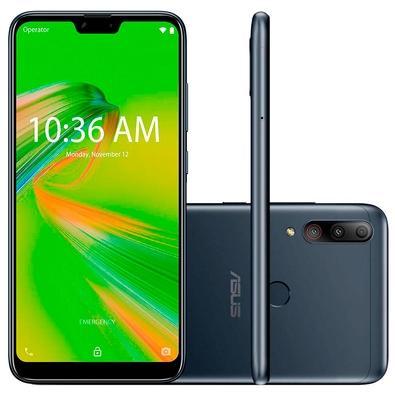 Celular Smartphone Asus Zenfone Shot Plus 128gb Preto - Dual Chip