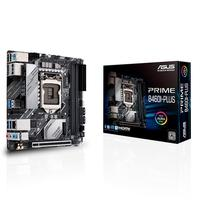 Placa-Mãe Asus Prime B460I-Plus, Intel B460, ITX 6.0, DDR4