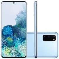 Smartphone Galaxy S20, 128GB,  64MP, Tela 6.2´, Cloud Blue - SM-G980FLBRZTO