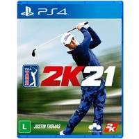 Game PGA Tour 2K21 PS4