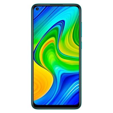 Smartphone Xiaomi Redmi Note 9, 128GB, 48MP, Tela 6.53´, Verde Forecast Green + Capa Protetora - CX296VRD