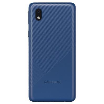 Smartphone Samsung Galaxy A01 Core, 32GB, 8MP, Tela 5.3´, Azul - SM-A013MZBSZTO